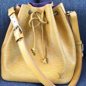Louis Vuitton Bags - 🔥last price🔥💯 authentic lv epi noe petite